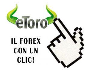 etoro: il forex semplice con un clic