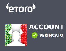 Livelli eToro: account Bronze, Silver, Gold, VIP!