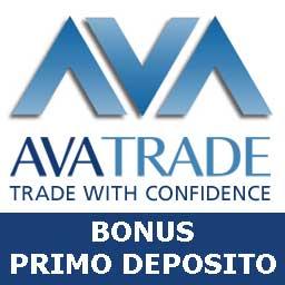 Avatrade bonus primo deposito. Come si ottiene e come prelevarlo.